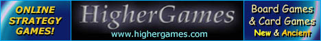 Online Strategy Games at Higher Games